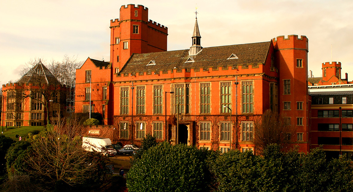 Top 10 University of Sheffield