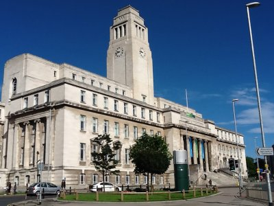 Top 10 University of Leeds