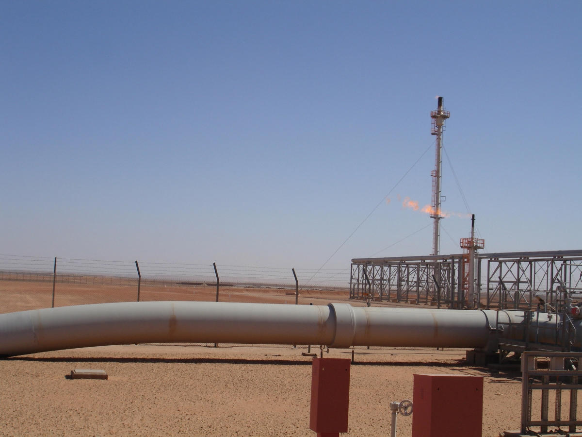 Statoil Krechba Gas facility Algeria attacked