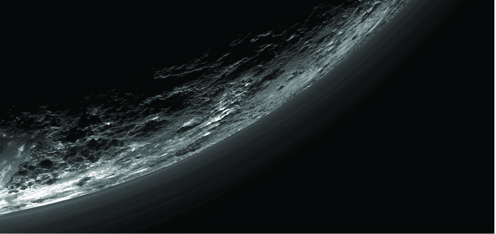 pluto surface new horizons
