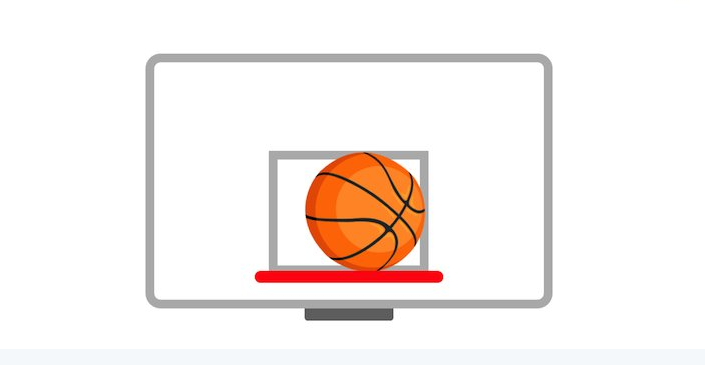 Facebook Messenger hidden basketball game