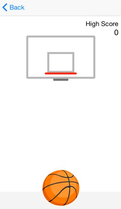Facebook Messenger hidden basketball game