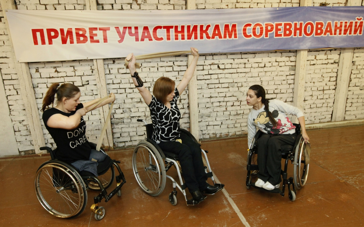 Disability rights Russia