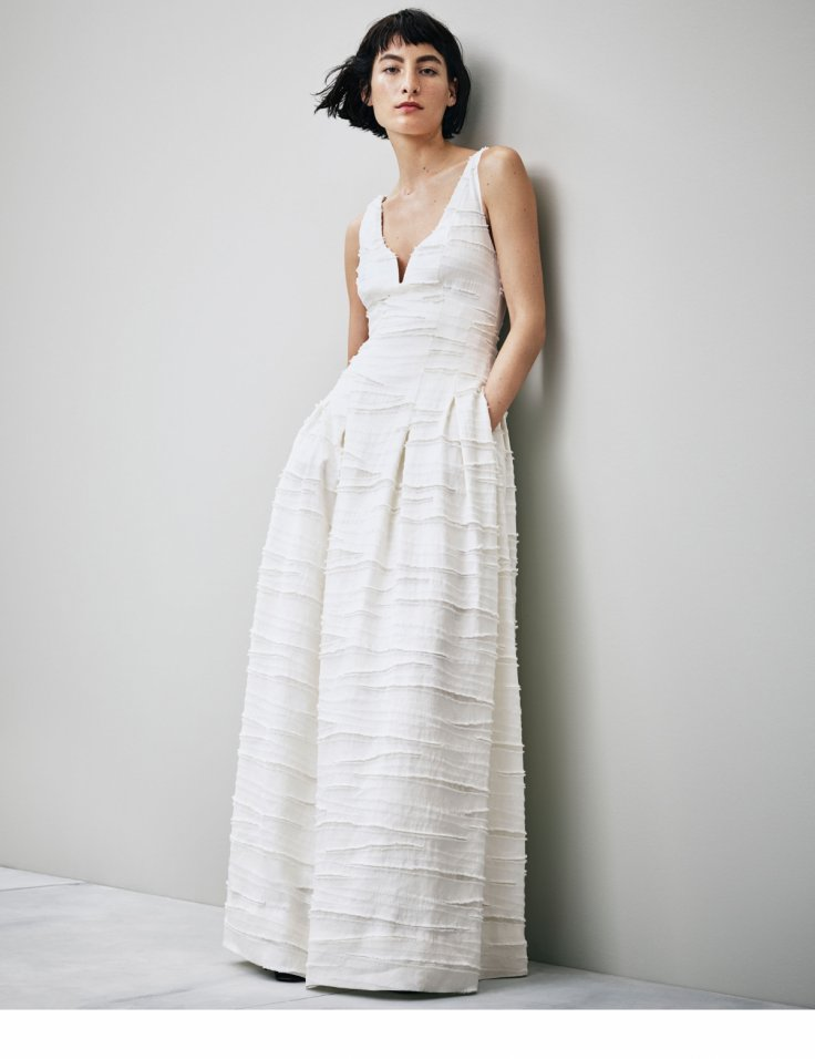 H&M conscious collection bridal
