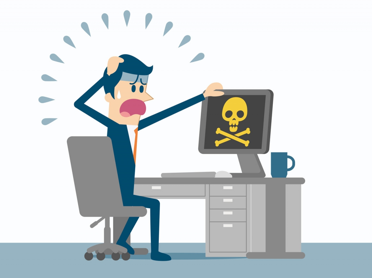 How experiencing ransomware makes you feel