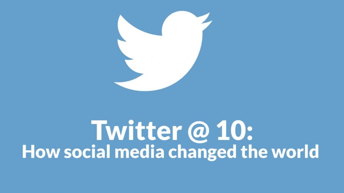 Twitter @ 10