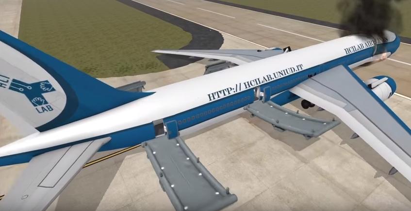 Prepare for Impact app flight crash sim