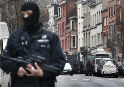 Salah Abdeslam arrested in Brussels