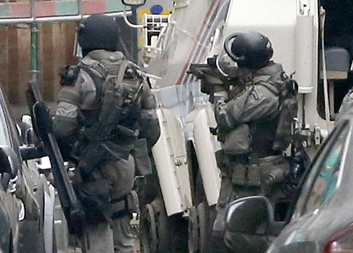 Salah Abdeslam arrested in Brussels