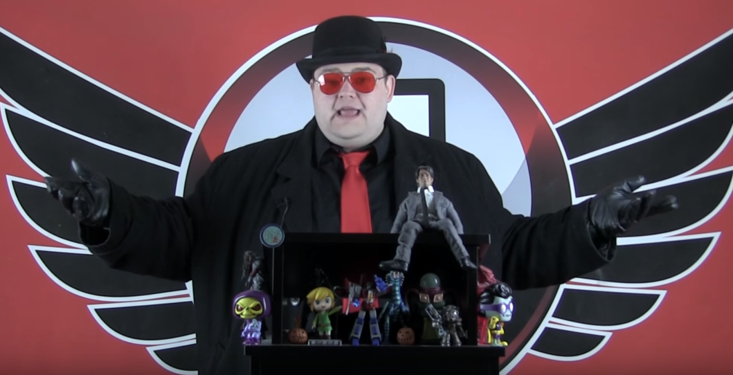 Jim Sterling Digital Homicide