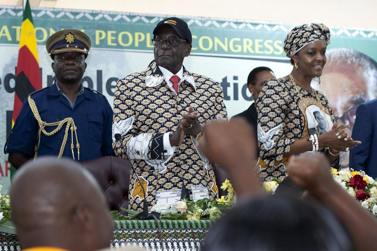 Zimbabwe's ruling Zanu PF party