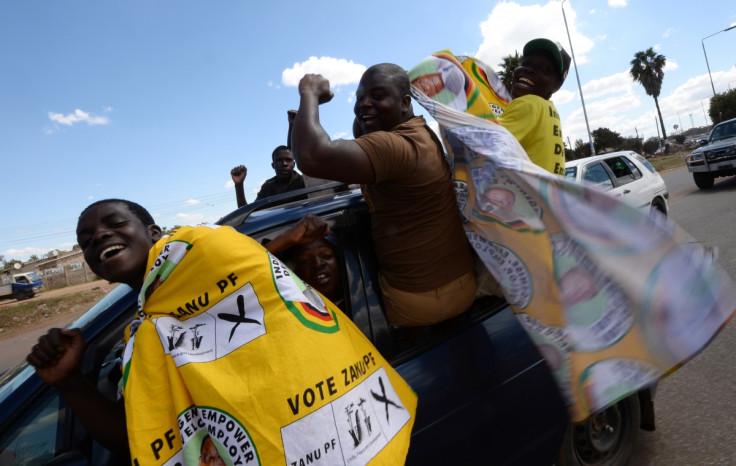 Zimbabwe 2013 elections