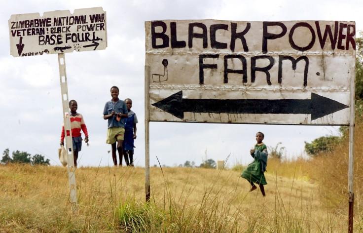 Zimbabwe's land grab