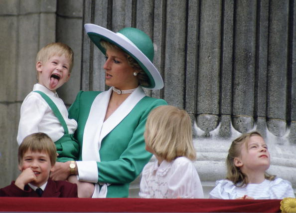 Prince Harry Princess Diana