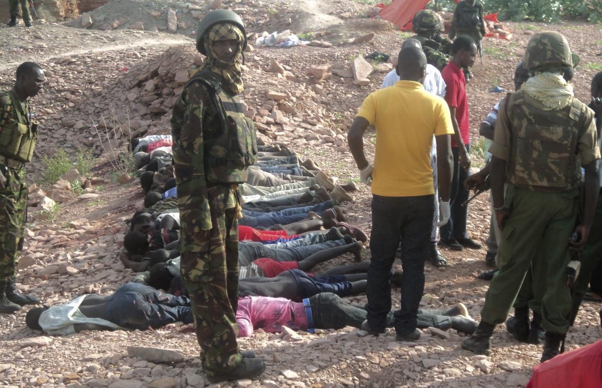 Mandera country massacre: Dubow prime terror suspect