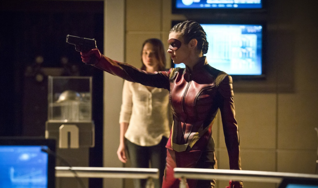 Flash season 2 episode 16