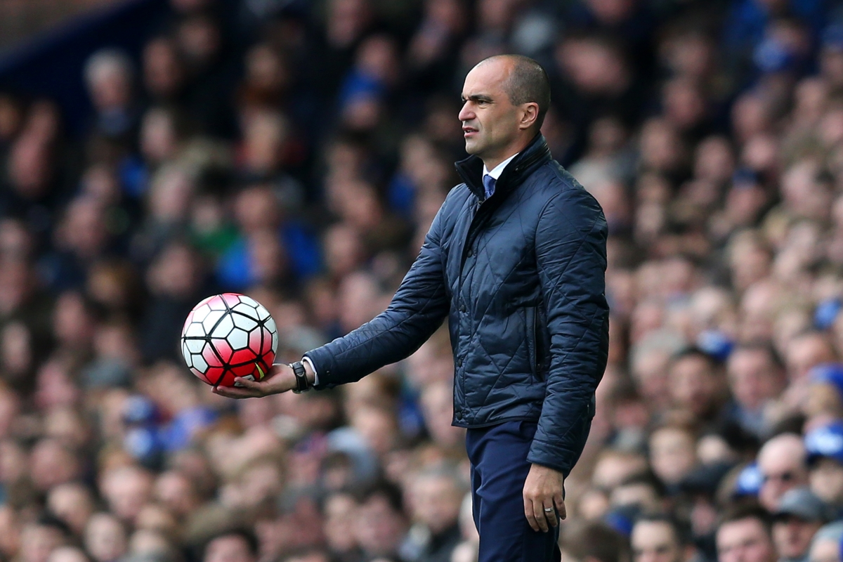 Roberto Martinez has much to ponder