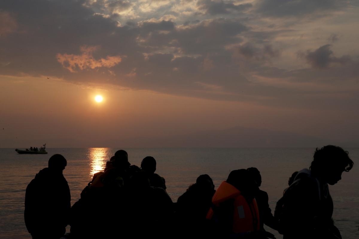 EU Turkey migrant deal