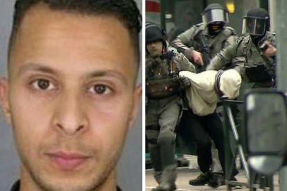 Salah captured