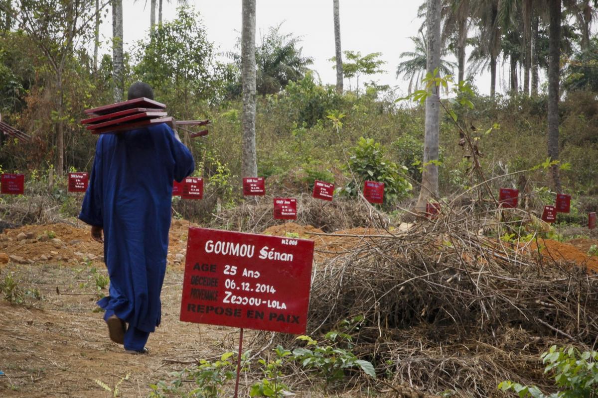 Ebola back in Guinea