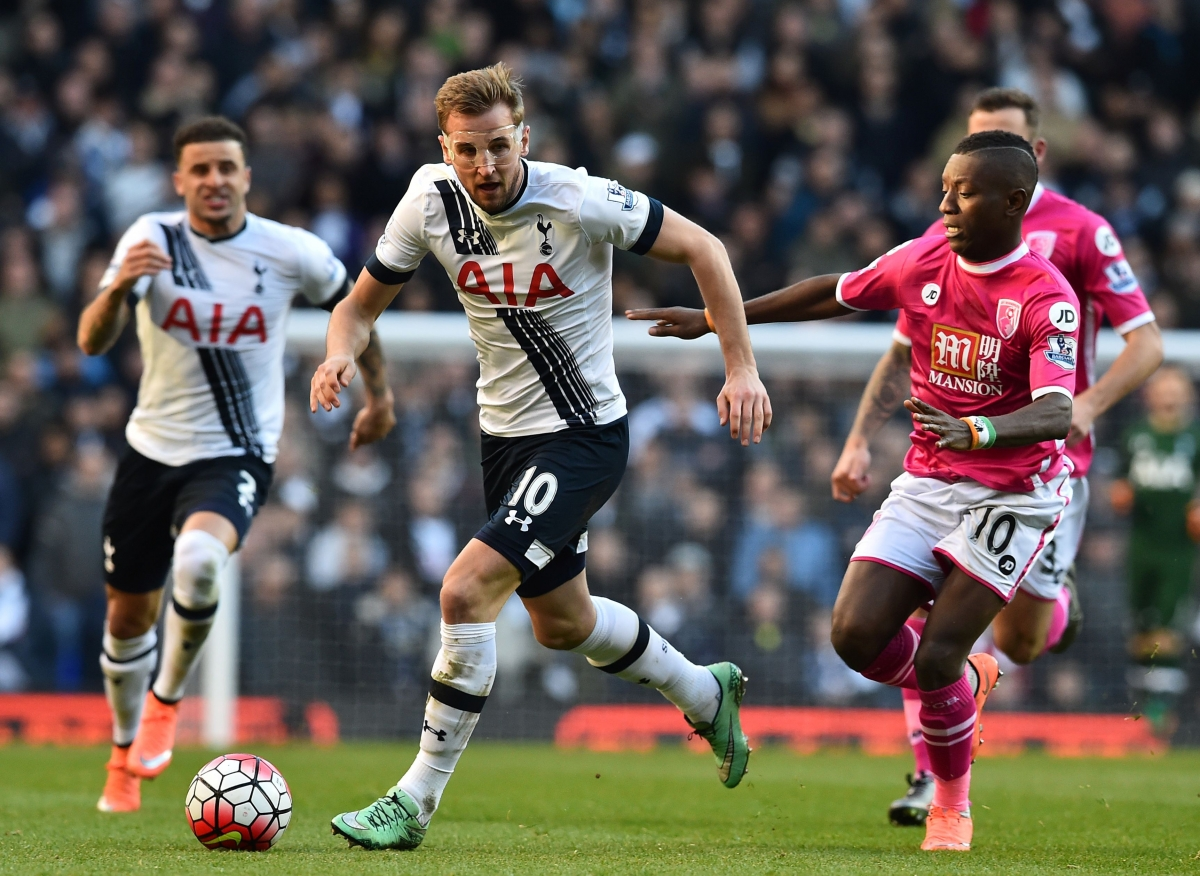 Harry Kane was the star turn