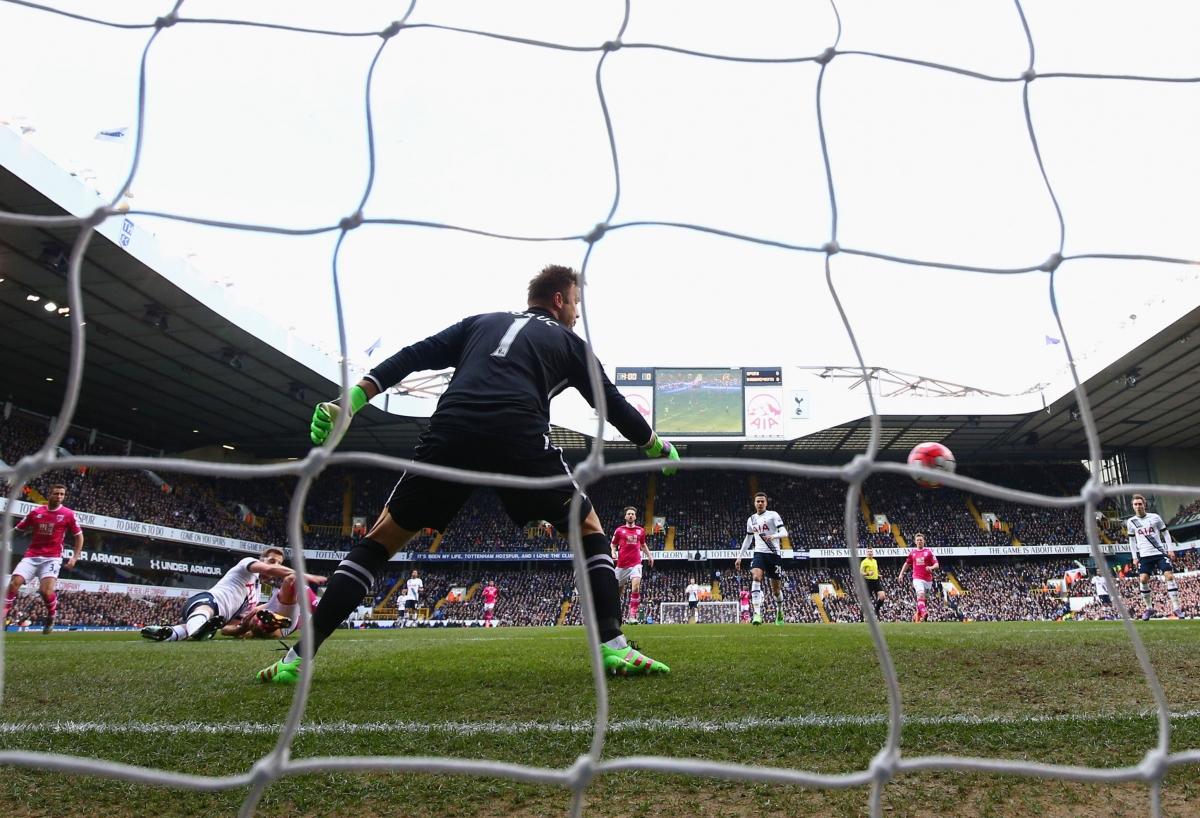 Harry Kane scored after 43 seconds
