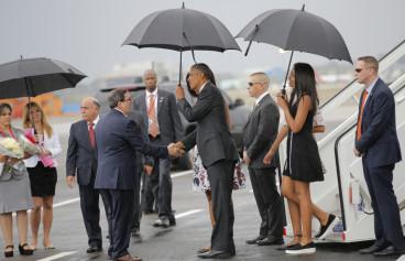 Obama Cuba Visit