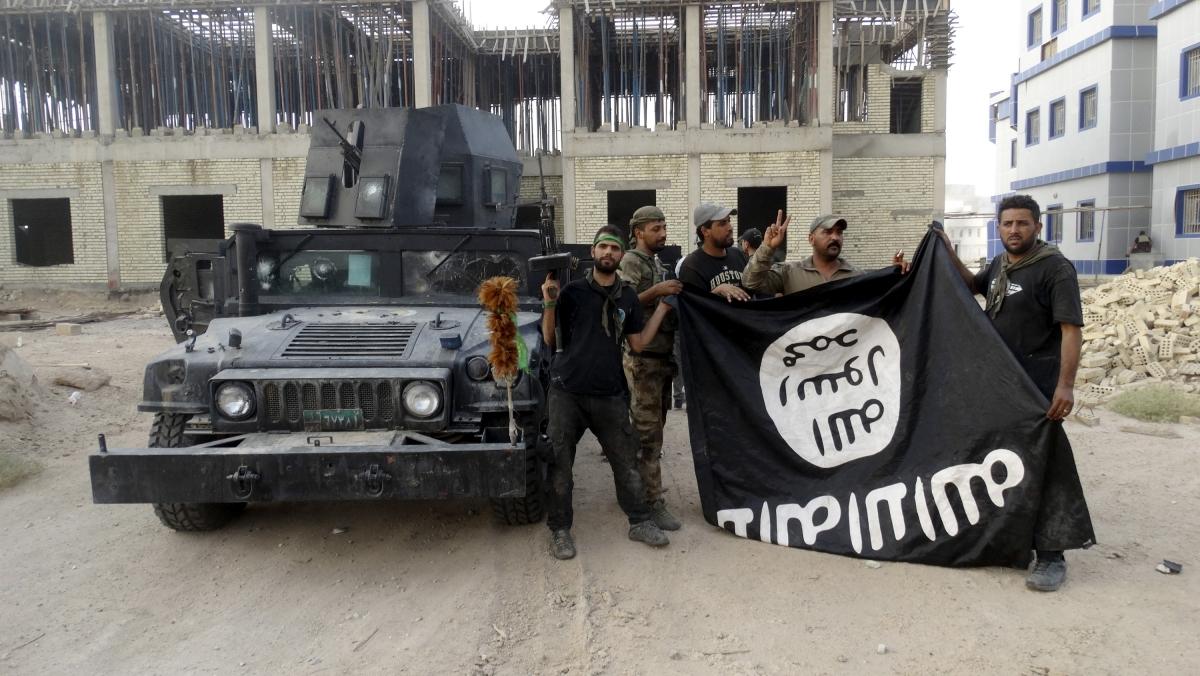 Isis Ramadi