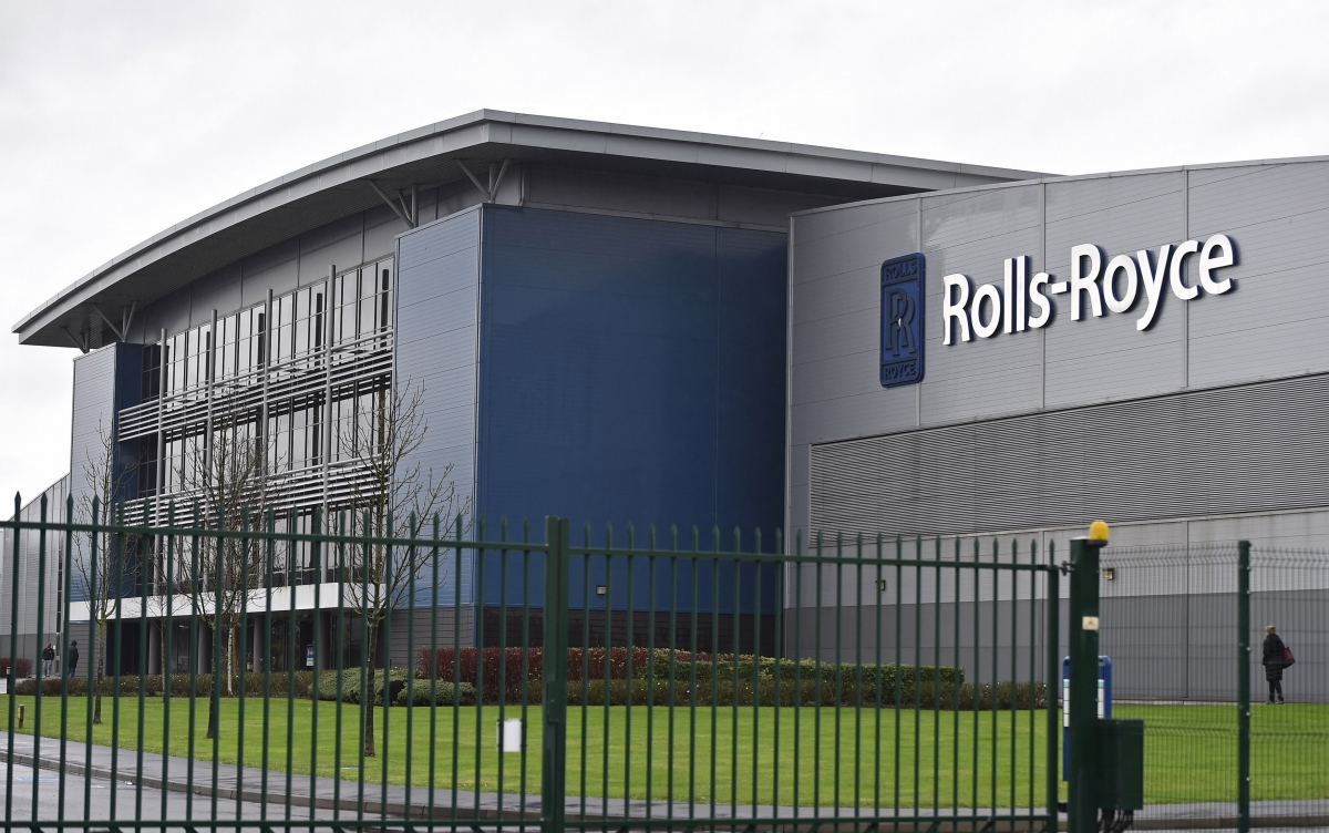 Rolls-Royce to create 350 jobs in Derby to allay political fears