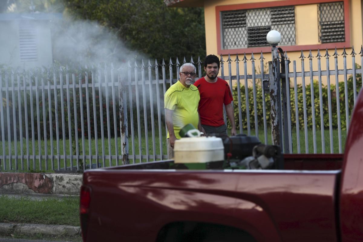 Zika in Puerto Rico