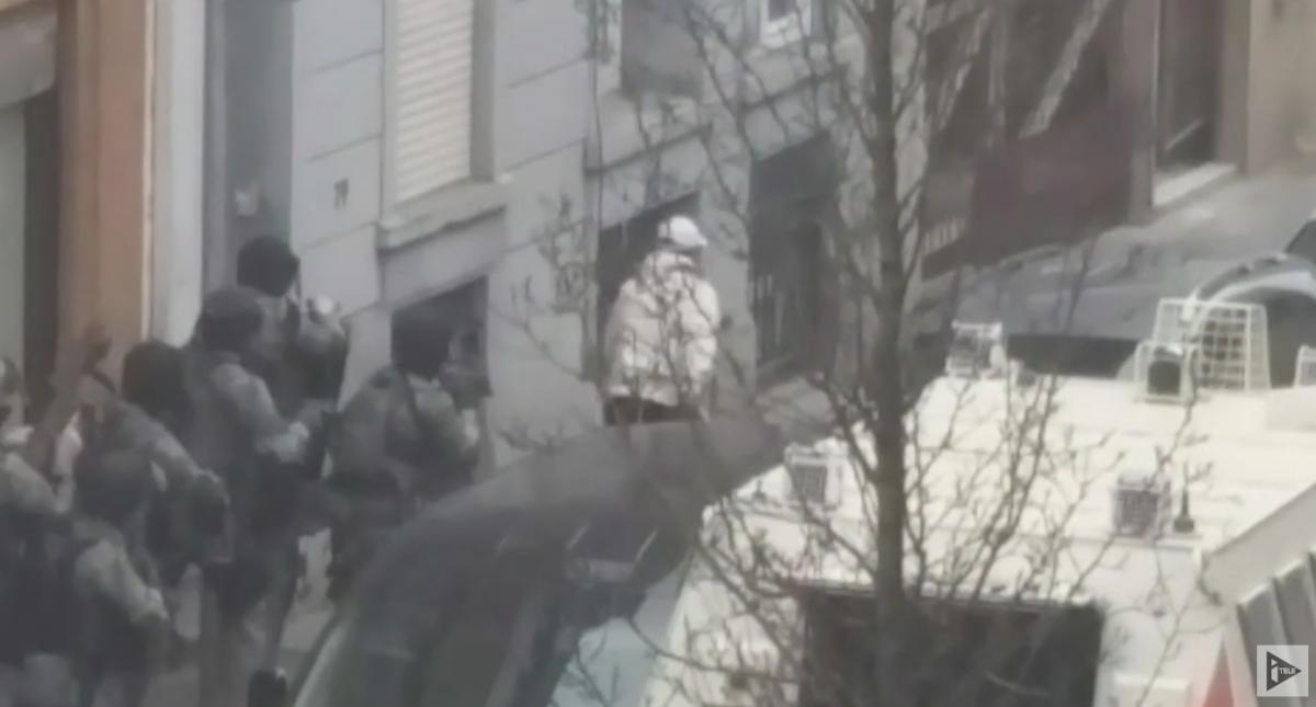 Salah Abdeslam arrest Brussels