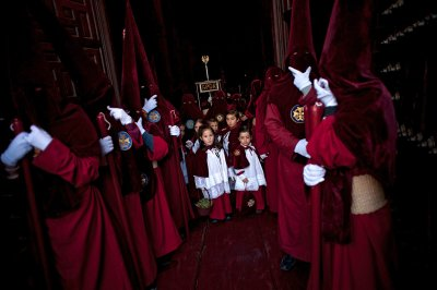 Holy Week in Spain