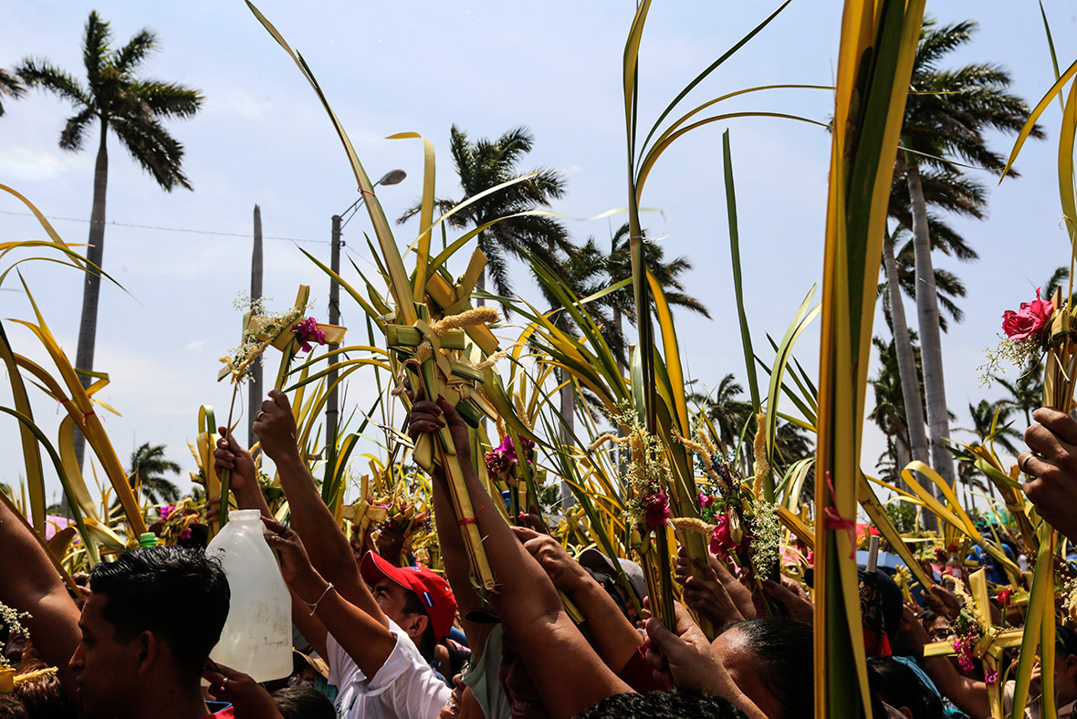 Palm Sunday 2016