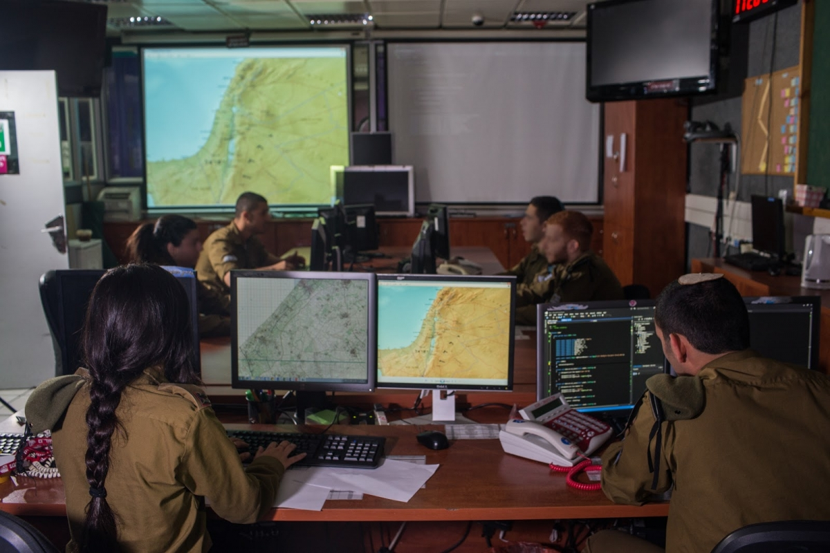 Israeli Defense Forces Hackathon