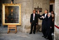 Obama tours Old Havana