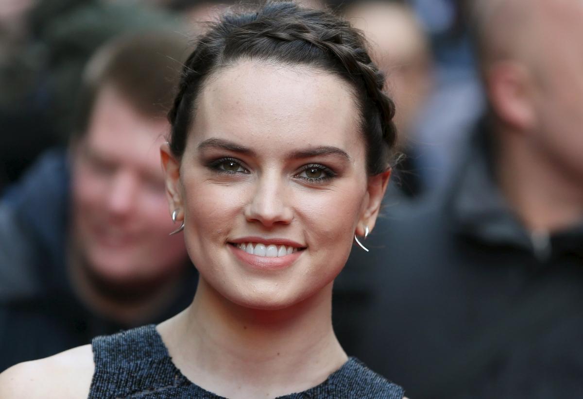 Daisy Ridley at Empire Awards