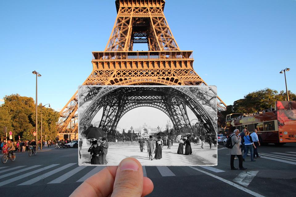 Paris, Windows on History
