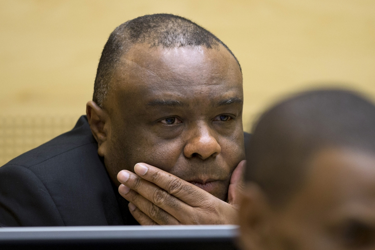 Jean-Pierre Bemba Gombo at the ICC