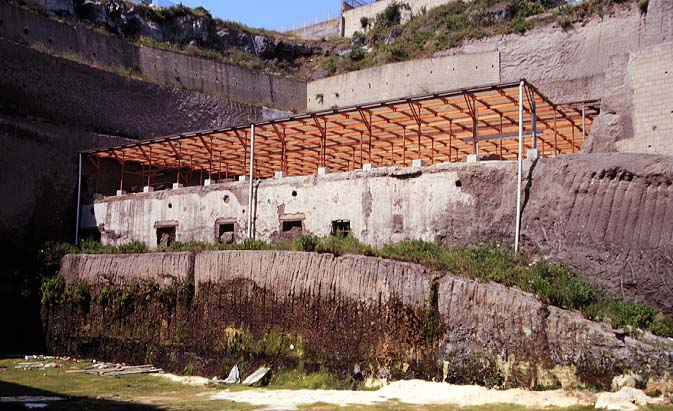 Villa of the Papyri Herculaneum