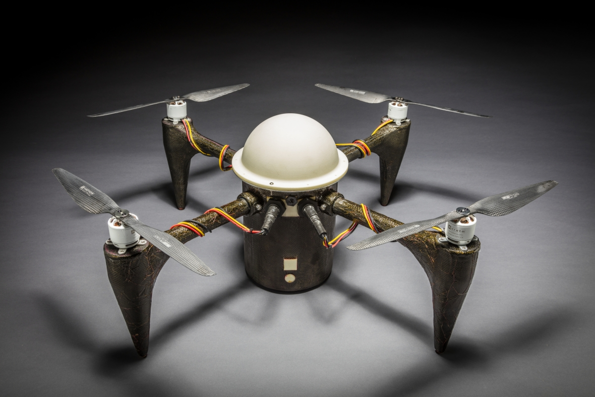 Johns Hopkins University CRACUNS drone