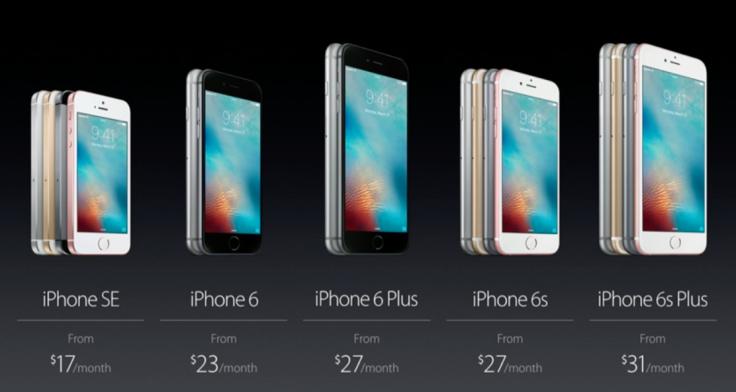 Apple iPhone SE vs iPhone 5S vs iPhone 6S: UK price, specs