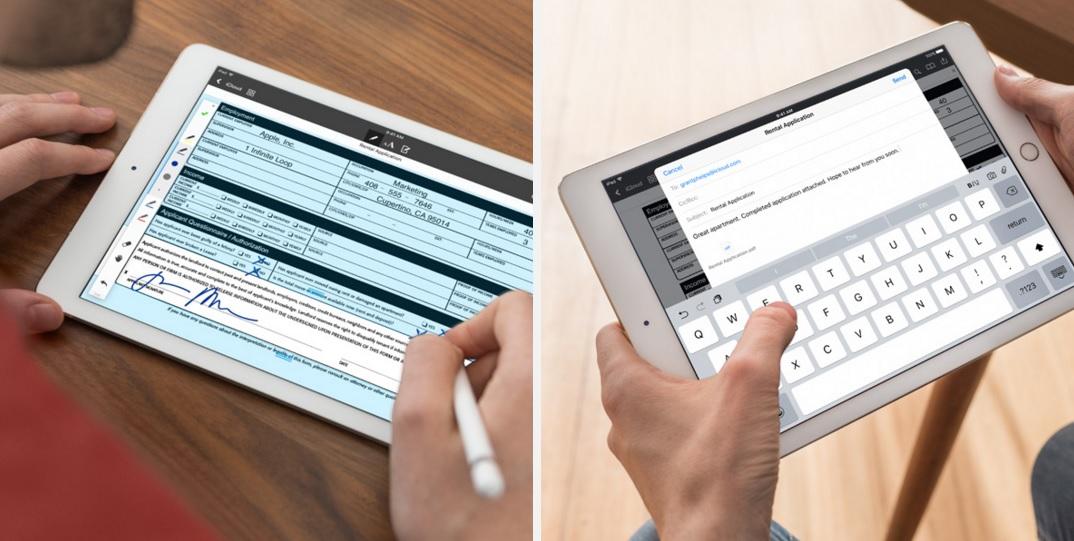 iPad pro 9.7in
