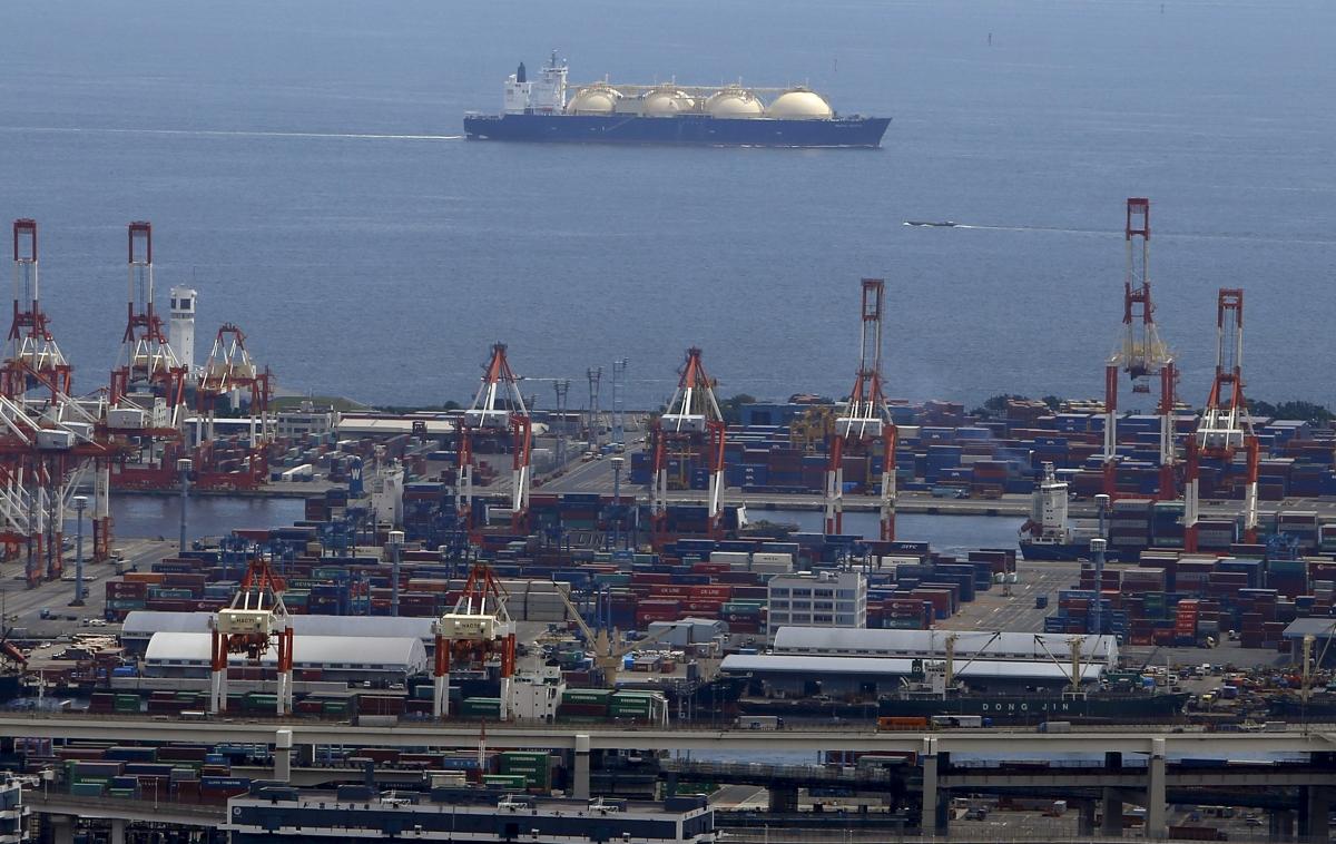 Japan plutonium shipment