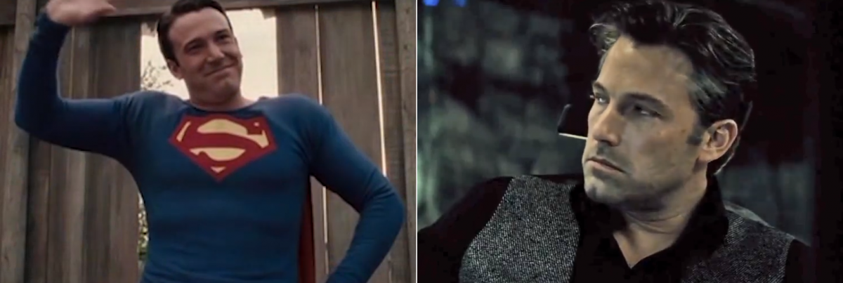 Batman v Superman parody
