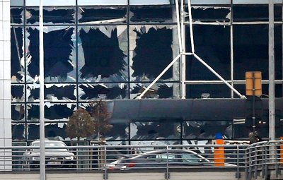 Brussels explosions