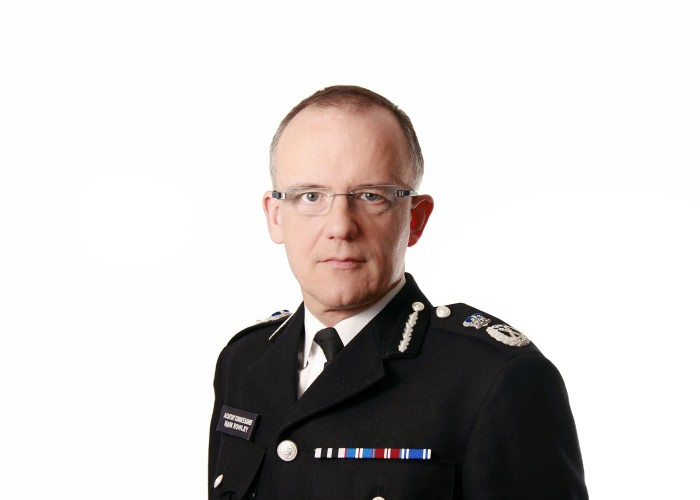 Assistant Commissioner Mark Rowley, the national lead for Counter Terrorism Policing