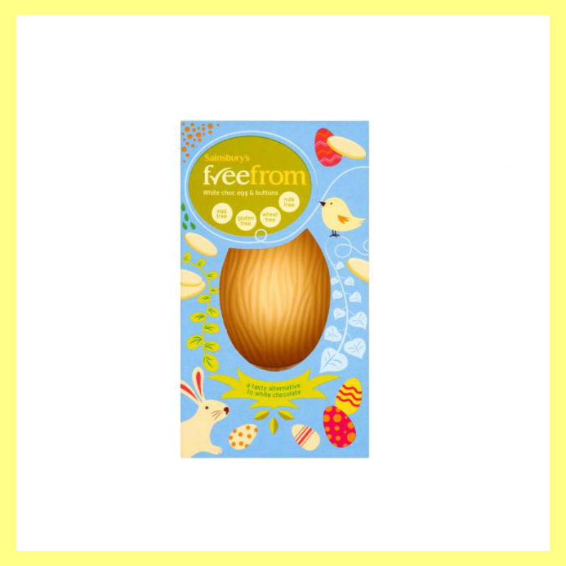 vegan and dairy free easter eggs