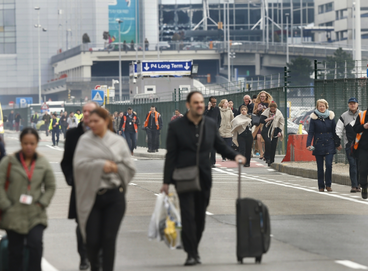 Stranded in Brussels