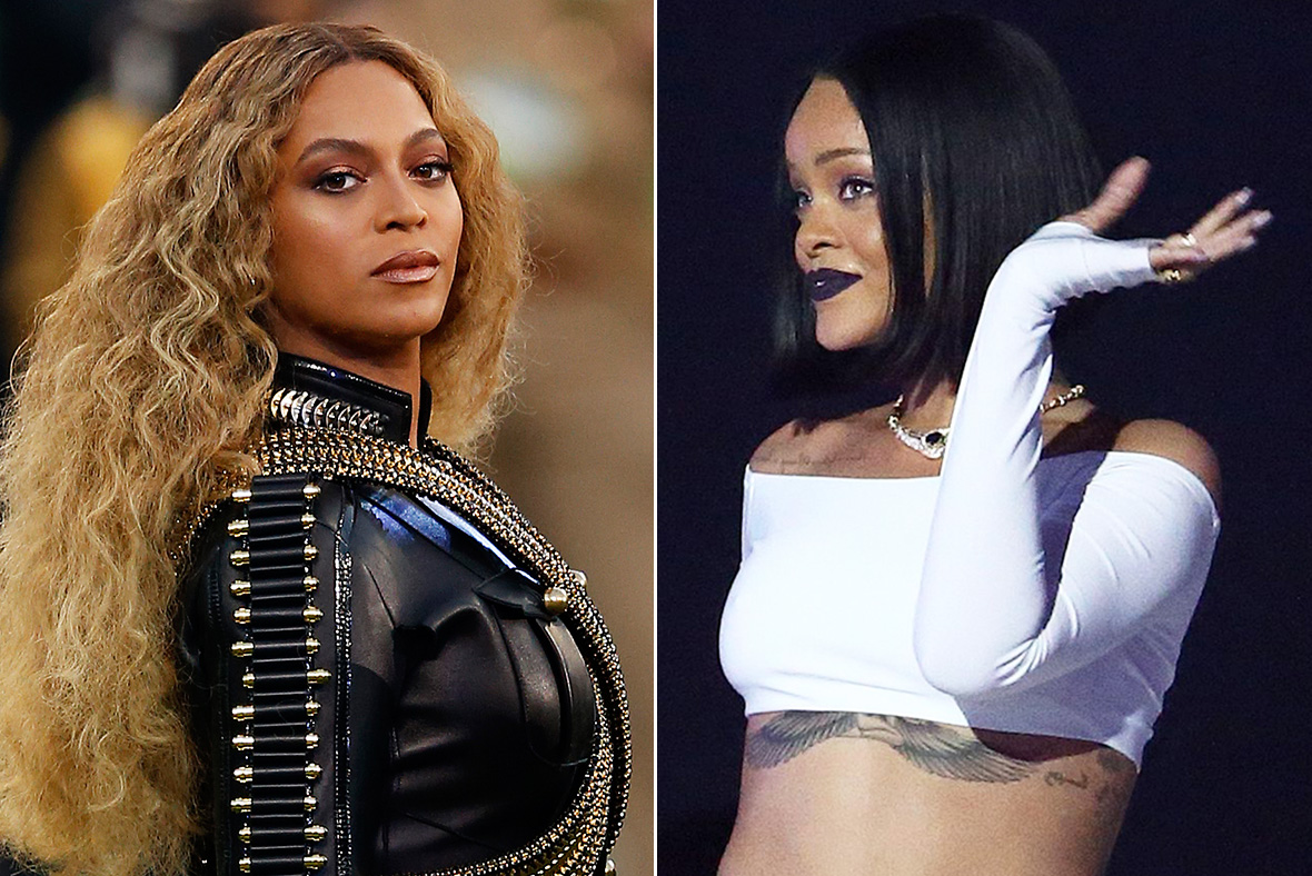 Beyonce and Rihanna rivalry: Kelly Rowland says the ...