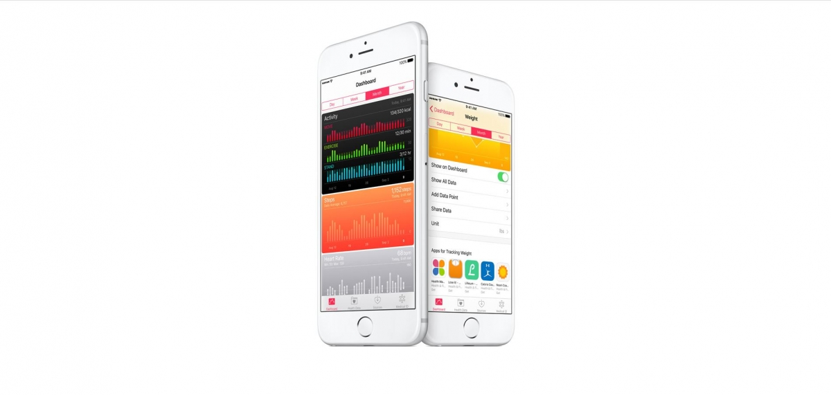 Apple Health iOS 9.3 update
